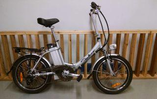 Faulkner Folding Electric Bicycle