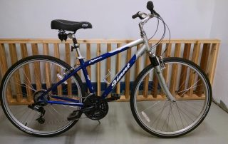 Giant Cypress Hybrid Bicycle